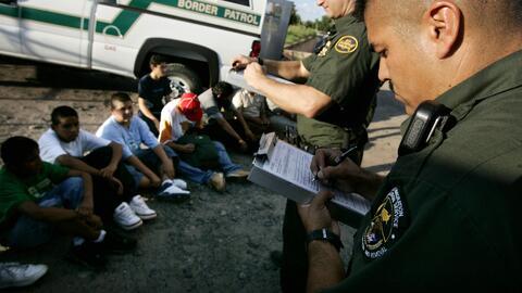 Arrestos de indocumentados en la frontera sur podrían alcanzar los niveles más altos en una década