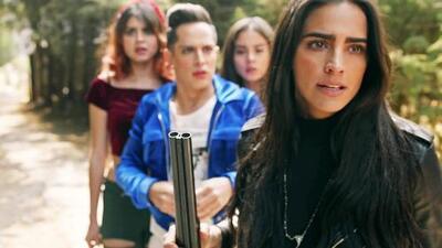 Rosario se salvó de ser asesinada por Andrómeda