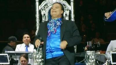 Juan Gabriel se veía muy cansado en su último concierto, tenemos los detalles