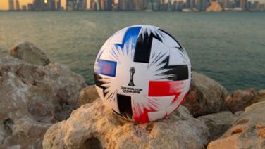 Espectacular balón para el Mundial de Clubes