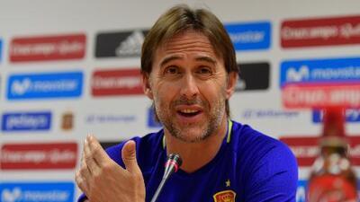 Florentino Pérez enturbia el clima de la selección española tras anunciar el fichaje de Lopetegui por el Real Madrid