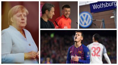 Alemania en crisis económica: grave impacto sobre la Bundesliga