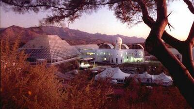 Biósfera 2, el programa que prepararía a la humanidad para colonizar otros planetas
