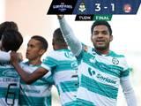 Santos derrota a Toluca en un partidazo y aprieta la lucha por la clasificación directa