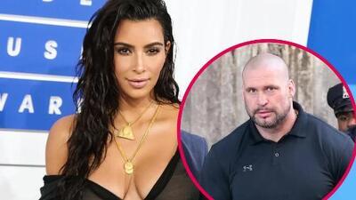 Kim Kardashian y Kanye West despiden a su guardaespaldas, Pascal Duvier