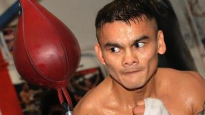 WATCH: Marcos Maidana LIVE Training