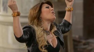 Video musical del tema que Diana Reyes compuso para Jenni Rivera