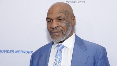 Mike Tyson revela cuánta hierba fuma en un mes