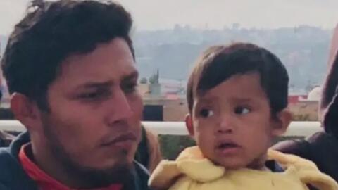 Familia salvadoreña asegura que ICE mintió para separar a un niño de su padre en la frontera