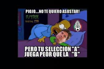 Los memes del empate de México ante Costa Rica
