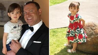 Momentos para celebrar: Michelle, la hija de Alan Tacher, cumple 2 años