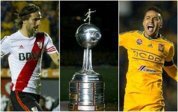 Rumbo a la gran final Copa Libertadores River Plate vs Tigres