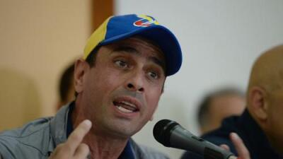 """Oposición en Venezuela califica de """"golpe de Estado"""" la decisión de suspender el revocatorio de Maduro"""
