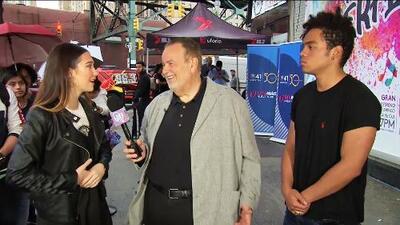 Actores de 'Like, la leyenda' le cuentan a El Gordo si la serie será como Rebelde