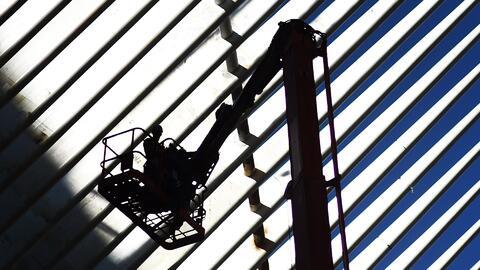 Investigan la caída de un obrero de un edificio en construcción en Chelsea, Manhattan