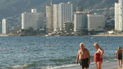 México busca más turistas europeos y reducir dependencia de EU