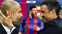 """Messi cree que tuvo """"mala suerte"""" al ser dirigido por Guardiola y Luis Enrique"""