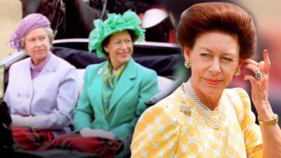 Famosa actriz de Hollywood dice que hizo contacto con la hermana muerta de la reina Isabel para interpretarla