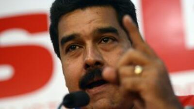 Maduro inaugura en Venezuela la 'Navidad temprana' para dar 'suprema felicidad'