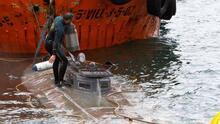 Confiscan el primer narcosubmarino en las costas de Europa: transportaba 3,000 kilos de cocaína