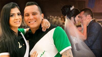 """""""Te vamos a matar cuando llegues a la iglesia"""": la amenaza que Kimberly Flores recibió para su boda con Edwin Luna"""