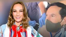 Consuelo Duval no descarta viajar a Estados Unidos a vacunarse contra el covid-19, como 'Pepillo' Origel