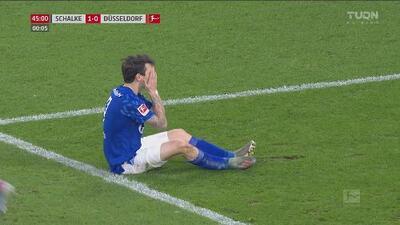 ¡Con un poco más de suerte es gol! Raman se queda cerca tras golpe con el balón