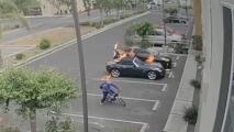 Video lleva a la captura de un incendiario en serie en Delano