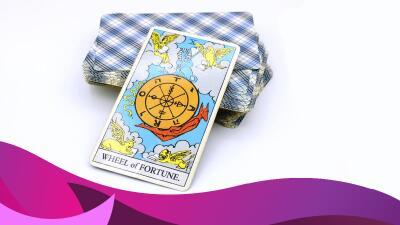 La rueda de la fortuna en el tarot y su papel en el destino