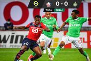 Se cierra la Ligue 1 con el empate del Lille y triunfo de PSG