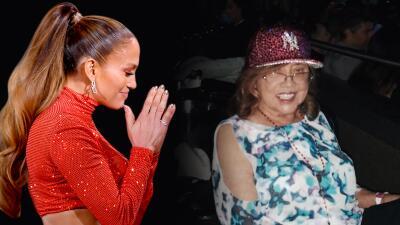"""""""Salúdame a la abuela y a titi Myrza"""": el encargo de Jennifer López a su recién fallecida tía"""