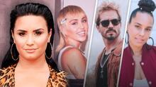 Demi Lovato comparte su encuentro con los extraterrestres, pero no es la única que asegura haberlos visto