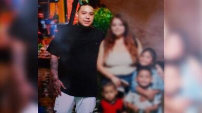 """Tenía un corazón bien grande"": matan a un hispano frente a su esposa e hijos en un aparente robo al oeste de Houston"