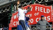Los Cubs celebraron en su casa por todo lo alto con récord de asistencia a su desfile