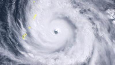 El tifón Yutu, la tormenta más fuerte del 2018, muestra la necesidad de crear una categoría 6 de huracanes