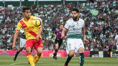 Cómo ver Morelia vs Santos Laguna en vivo, por la Liga MX