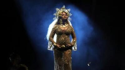 Beyoncé y su oda a la maternidad en los Grammy