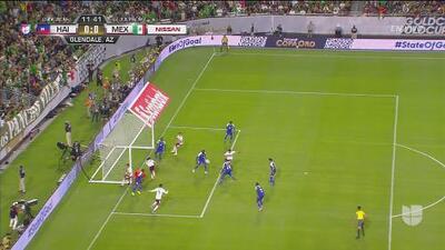 México sigue fallando: ahora fue Raúl Jiménez quien dejó ir el 1-0