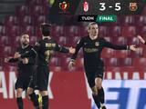 Griezmann y Alba comandan remontada de locura del Barcelona en Copa del Rey