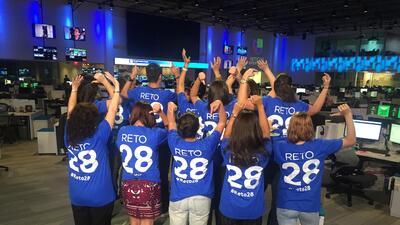 Participantes de la primera edición del #Reto28 perdieron un total de 238,840 libras