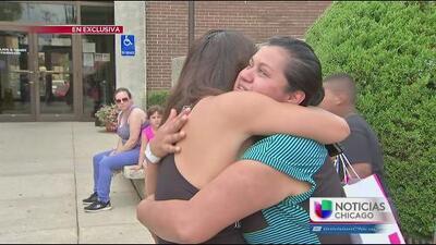 Familia intenta volver a la normalidad luego de la tragedia