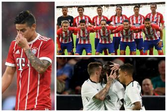 ¿Bayern de Ancelotti en crisis? Atlético y Liverpool, a la final de su Audi Cup