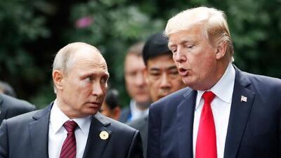 Le advirtieron a Trump, por escrito y en mayúsculas, que no felicitara a Putin, pero él igual lo hizo