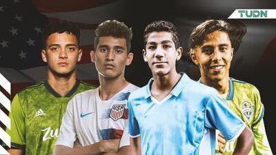 Estados Unidos lleva 4 mexico-americanos al Mundial Sub-17