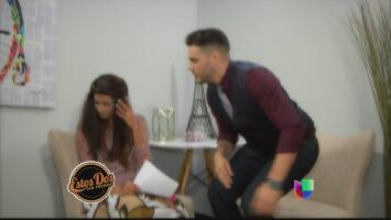 Ana Pensuaca le confiesa a Ramillete que si supiera de su hermana, se podría hasta acostar con él