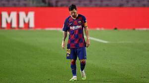 "Messi tronó: ""Hay que ser autocríticos, pero a nivel global"""