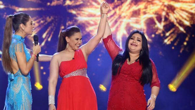 Sandra Padilla se convierte en la gran triunfadora de La Reina de la Canción