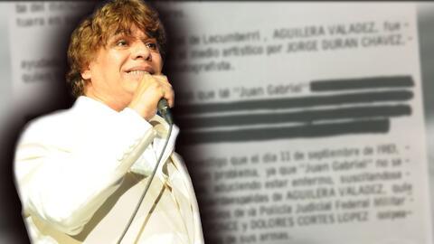 Periodista revela qué hay en el expediente de Juan Gabriel que comprueba era espiado por el gobierno de México