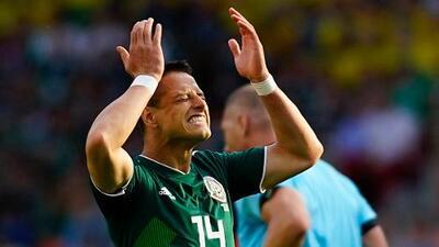 Acaba racha del Tri en fase de grupos y sufre onceava derrota sin goles en Copa del Mundo