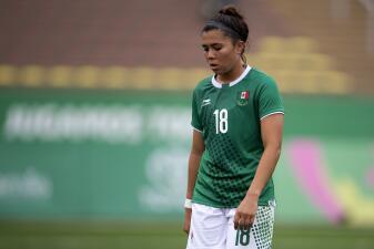 En imágenes: El empate entre México y Colombia